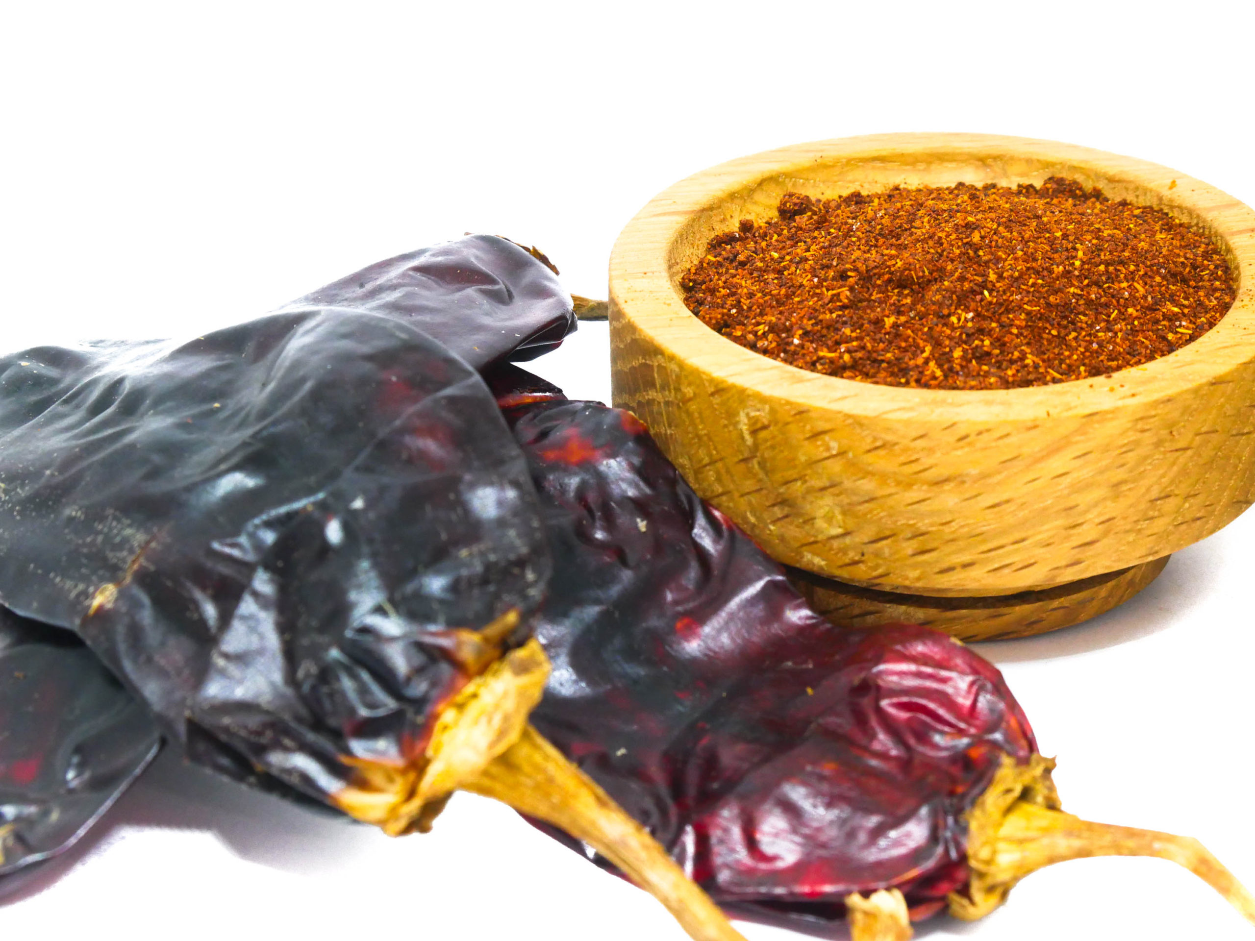 Order whole Anaheim Chile Peppers from the Natural Spot