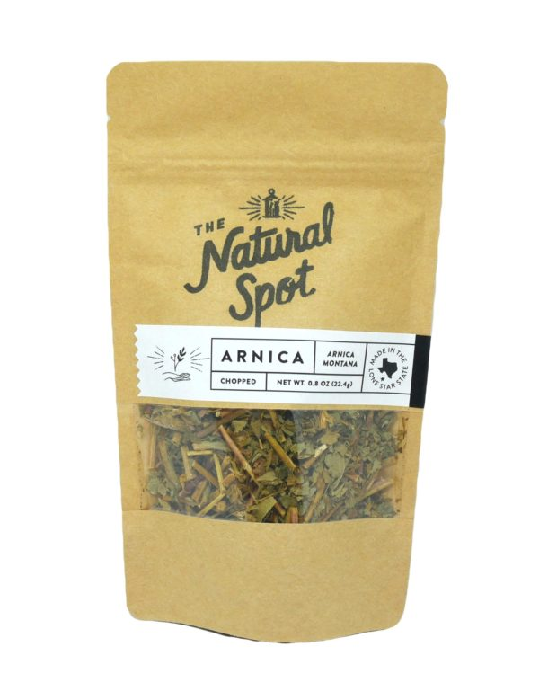 Bag of Arnica from the Natural Spot