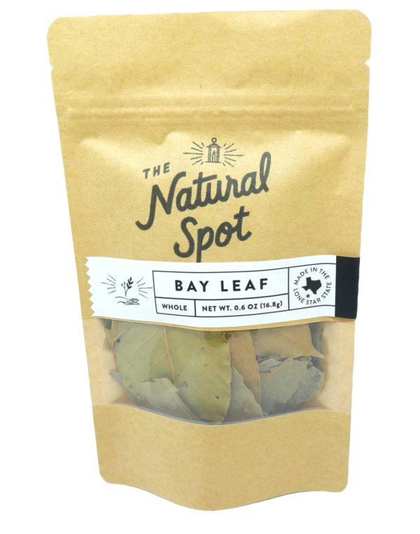Bag of whole Bay Leaf from the Natural Spot