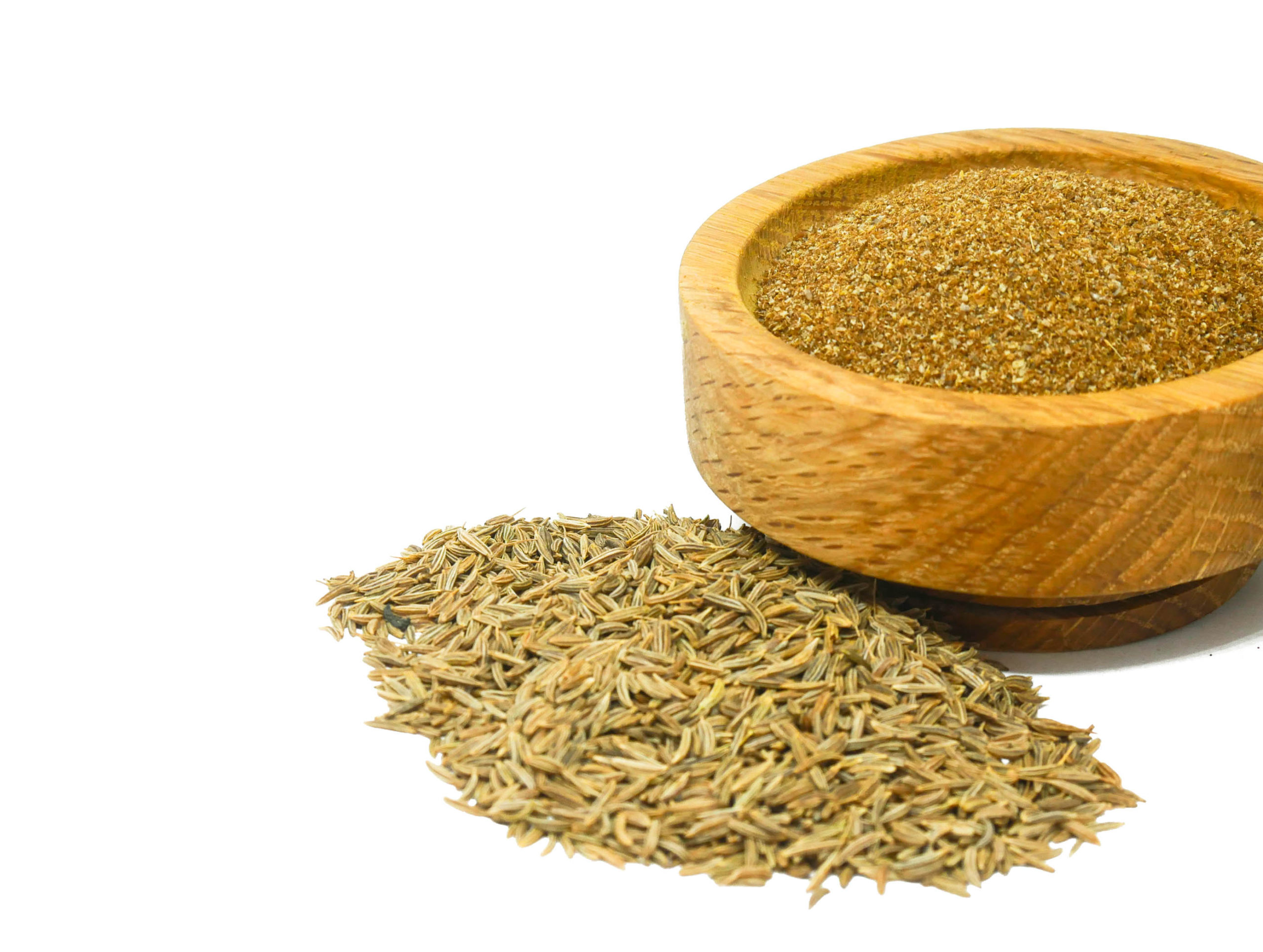 Ground and whole Caraway Seed from the Natural Spot
