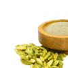 Whole and ground Cardamom Seed from the Natural Spot