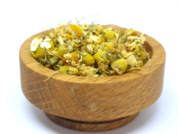 Whole Chamomile Flower from the Natural Spot