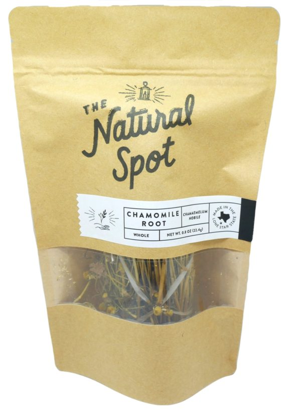 Bag of Chamomile Root from the Natural Spot