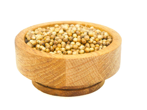 Whole Coriander Seed from the Natural Spot