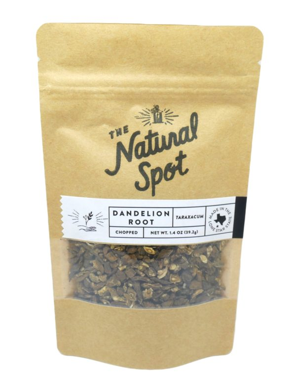 Bag of Dandelion Root from the Natural Spot