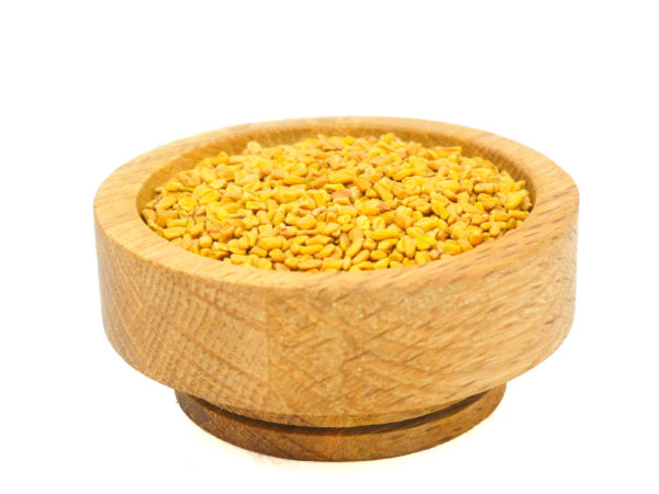 Whole Fenugreek Seed from the Natural Spot