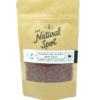 Bag of coarse Hawaiian Alaea Red Salt from the Natural Spot