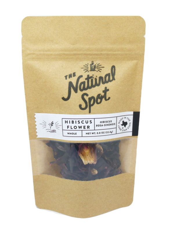 Bag of Hibiscus Flower from the Natural Spot