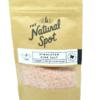 Bag of coarse Himalayan Pink Salt from the Natural Spot