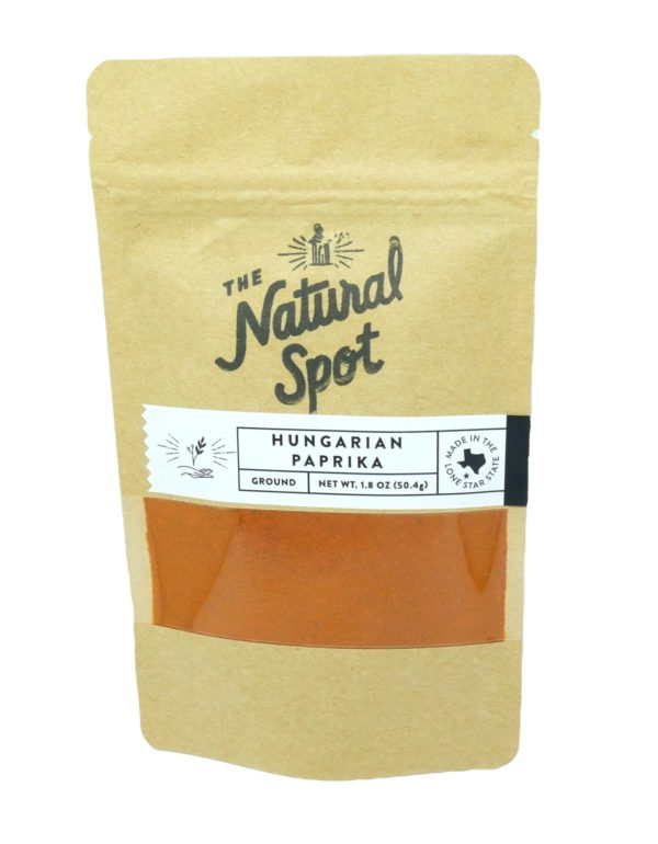Bag of Hungarian Paprika from the Natural Spot