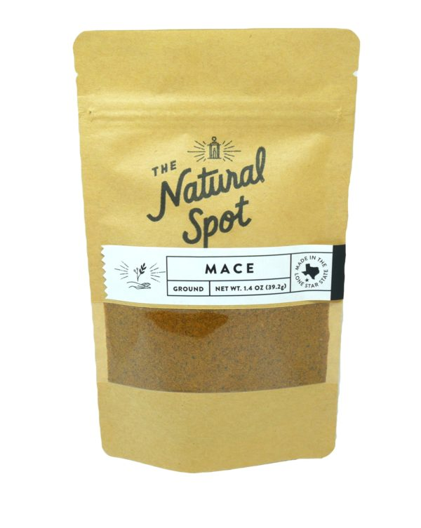 Bag of ground Mace from the Natural Spot