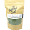 Bag of chopped Parsley from the Natural Spot