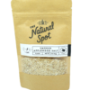 Bag of Smoked Applewood Salt from the Natural Spot