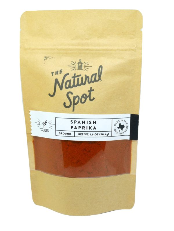 Bag of Spanish Paprika from the Natural Spot