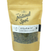 Bag of chopped Spearmint from the Natural Spot