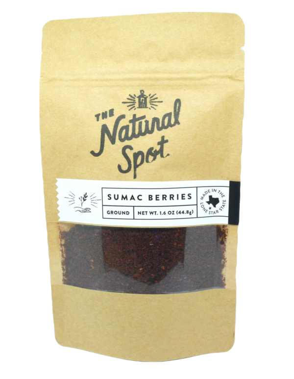 Bag of Sumac Berries from the Natural Spot