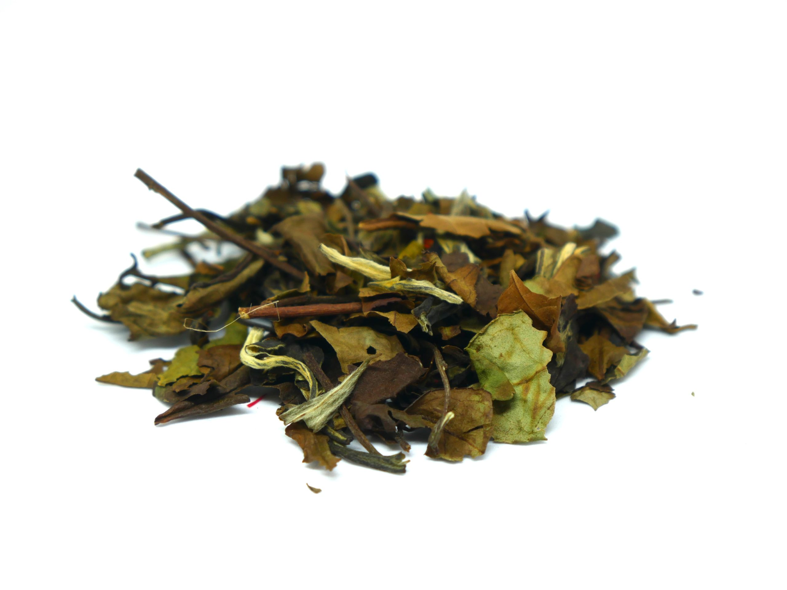 White Pomegranate tea from the Natural Spot